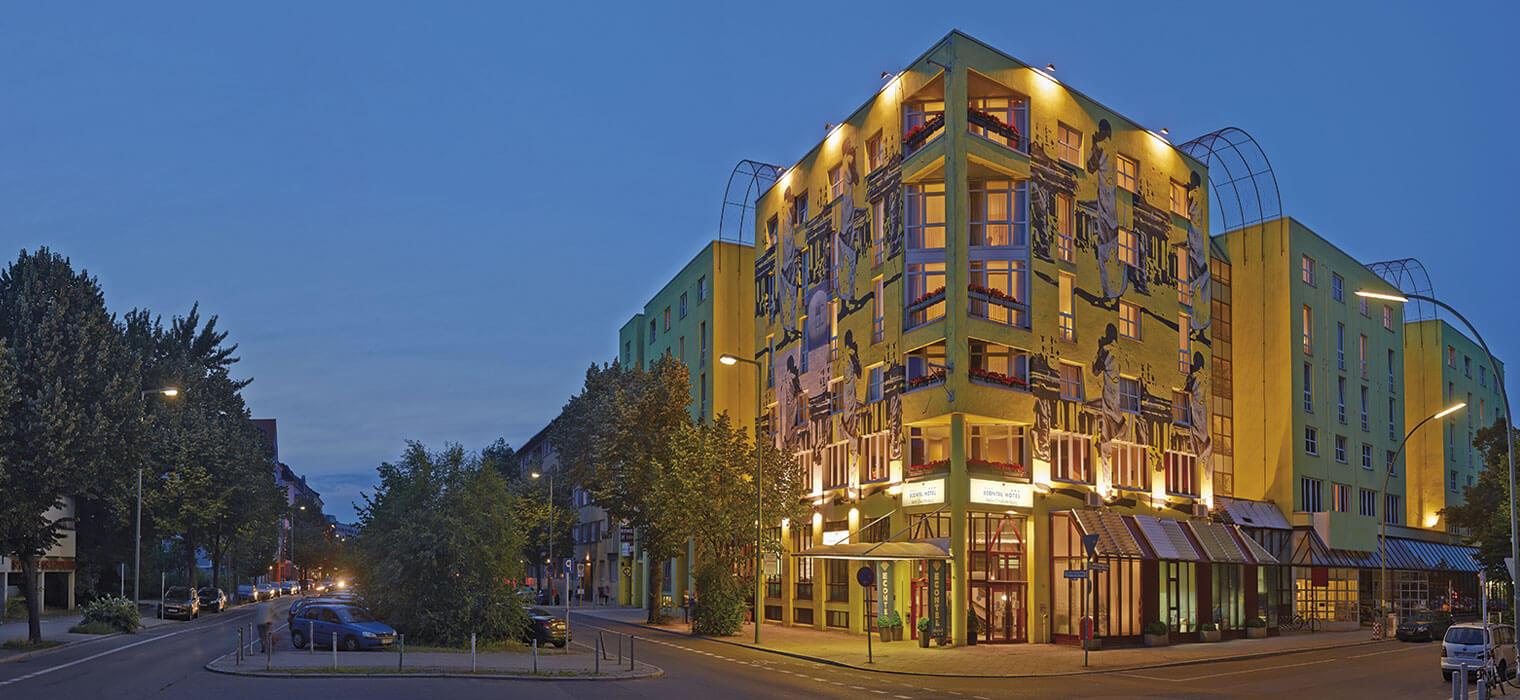 Ivbergs Charlottenburg Hotel Berlin