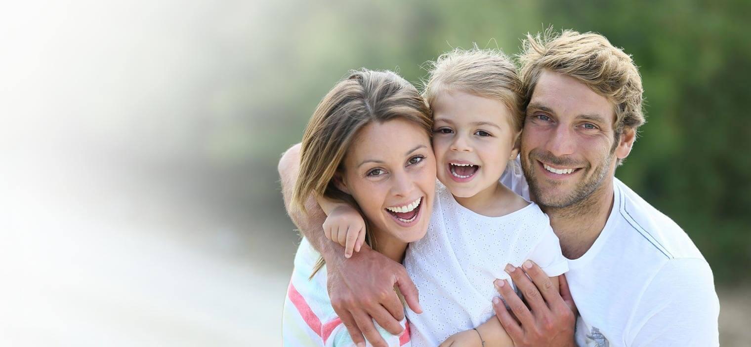 Fröhliche Familie, Foto: goodluz/123rf.com
