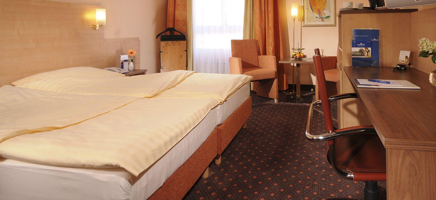 AMBER HOTEL Hilden/Düsseldorf, Zimmer