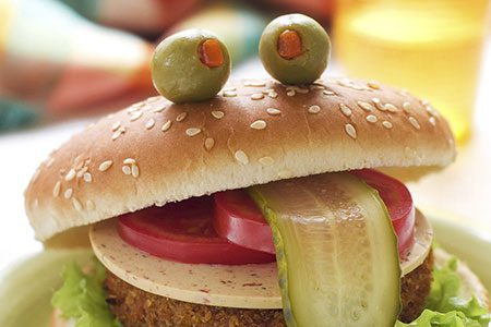 Kinderburger, Foto: © photocrew/Fotolia.com