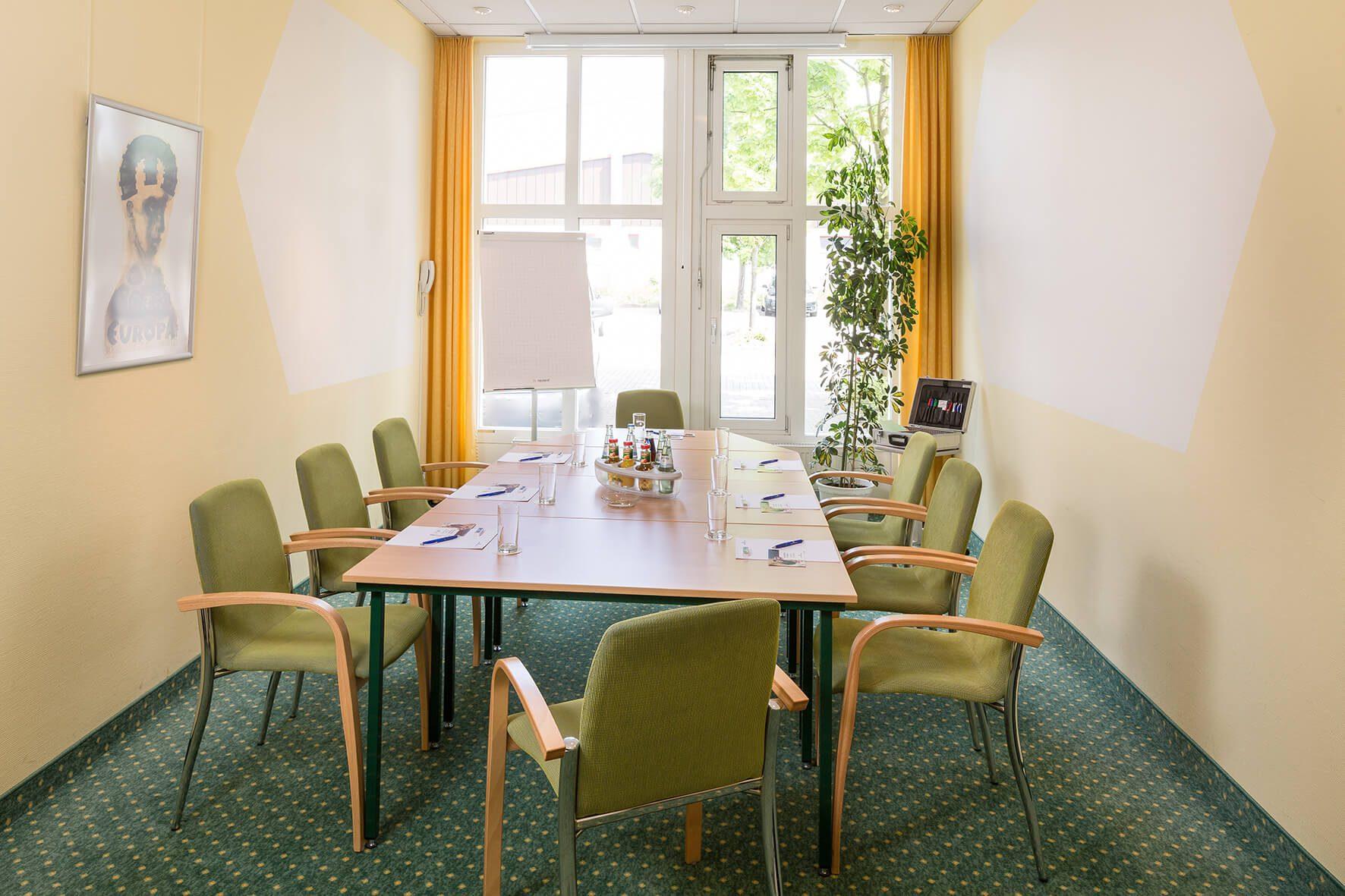 AMBER HOTEL Chemnitz Park: Tagungsraum Limbach