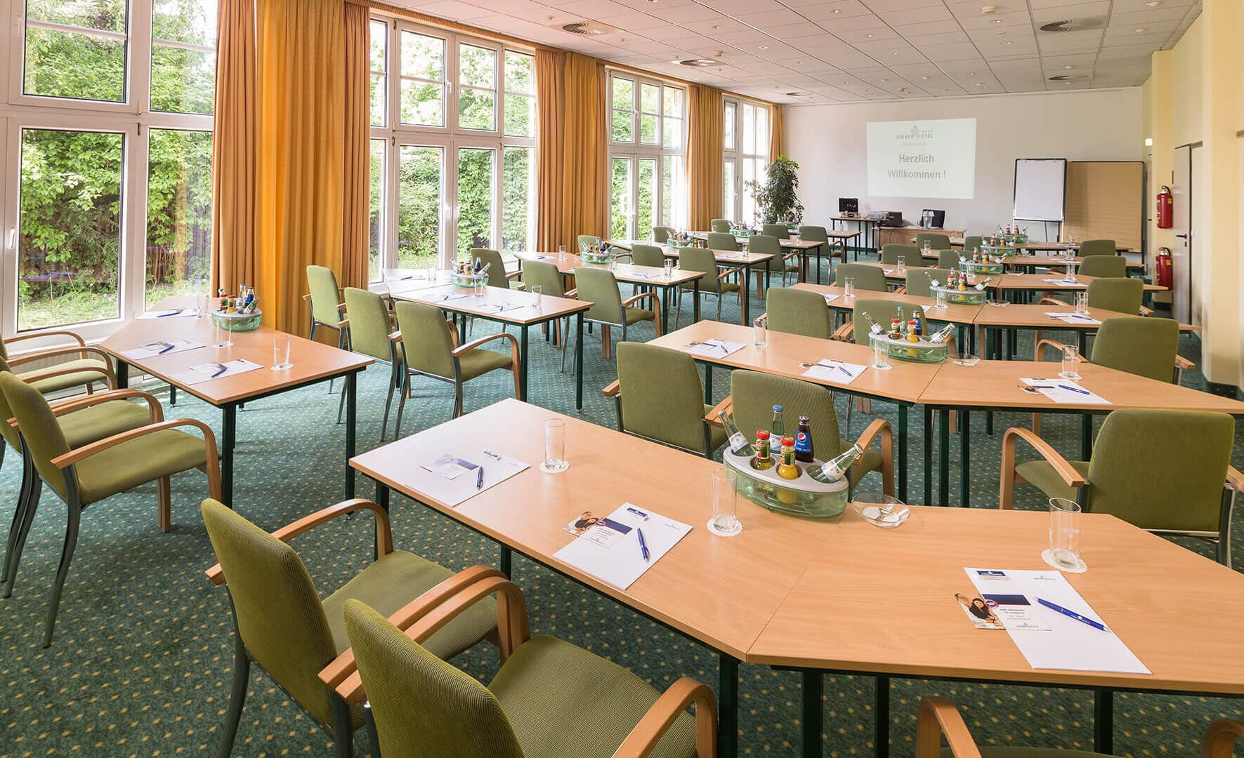 AMBER HOTEL Chemnitz Park: Tagungsraum Zwickau