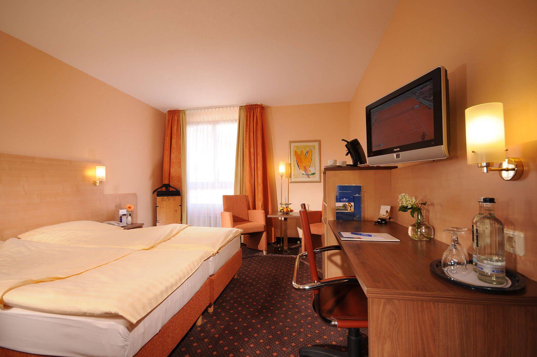 AMBER HOTEL Hilden/Düsseldorf: Business Zimmer