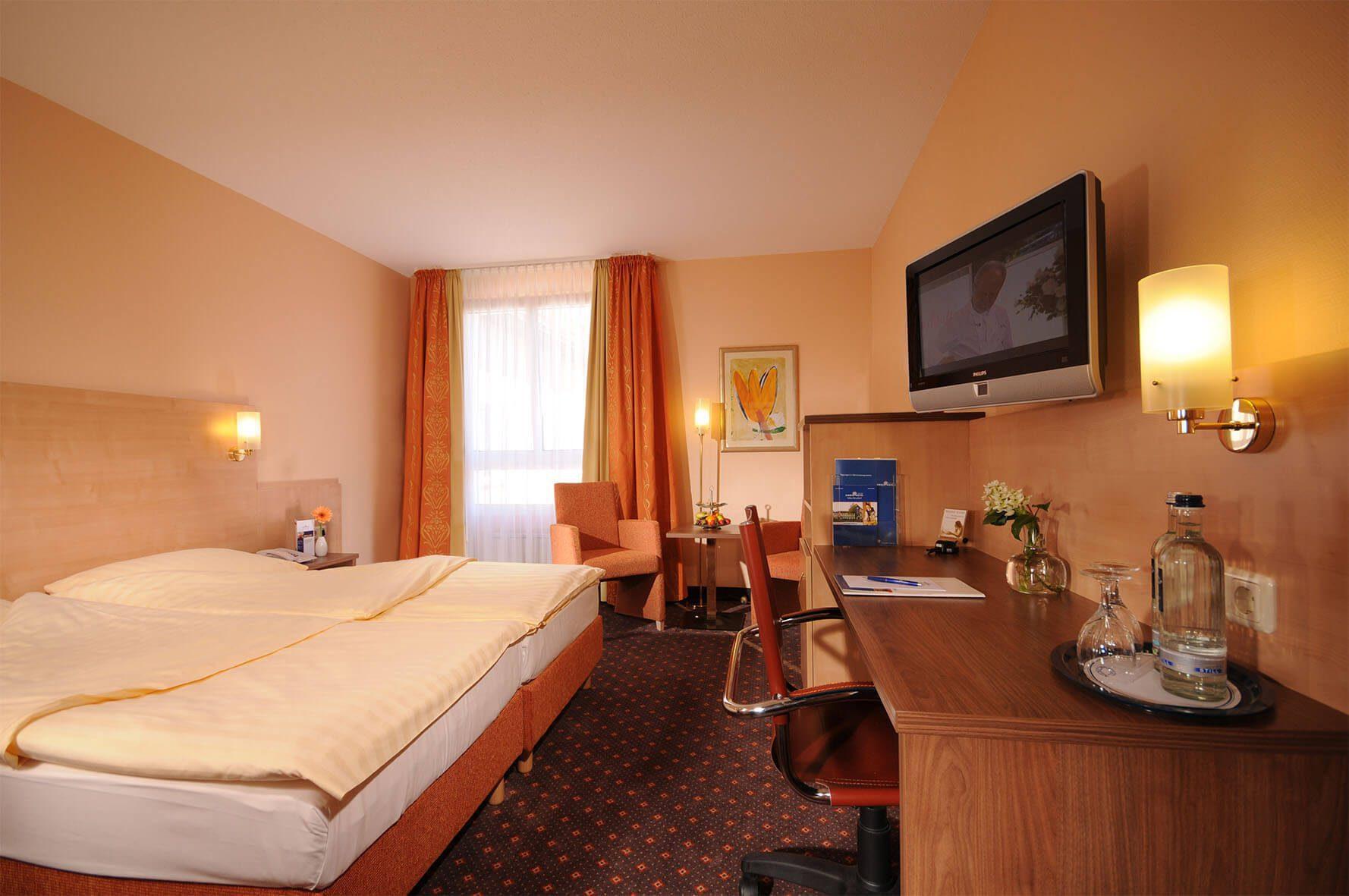 AMBER HOTEL Hilden/Düsseldorf: Comfort Zimmer