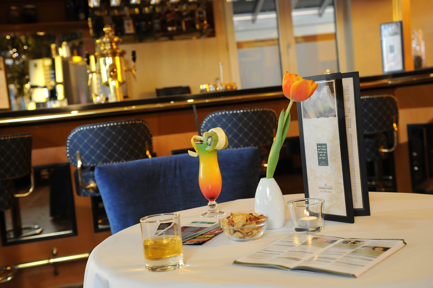 AMBER HOTEL Hilden/Düsseldorf: Hotelbar