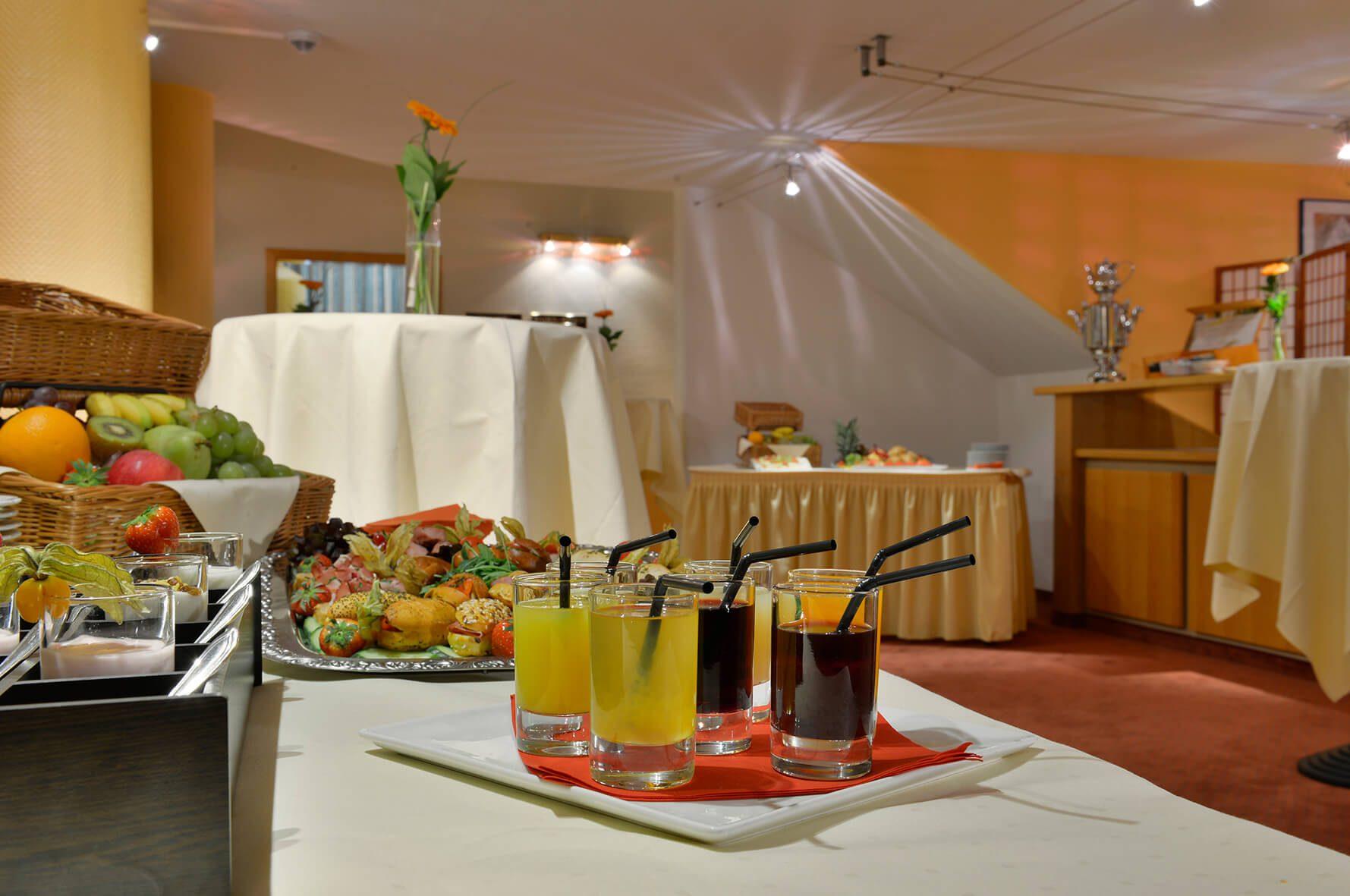 AMBER HOTEL Leonberg/Stuttgart: Pausenbereich