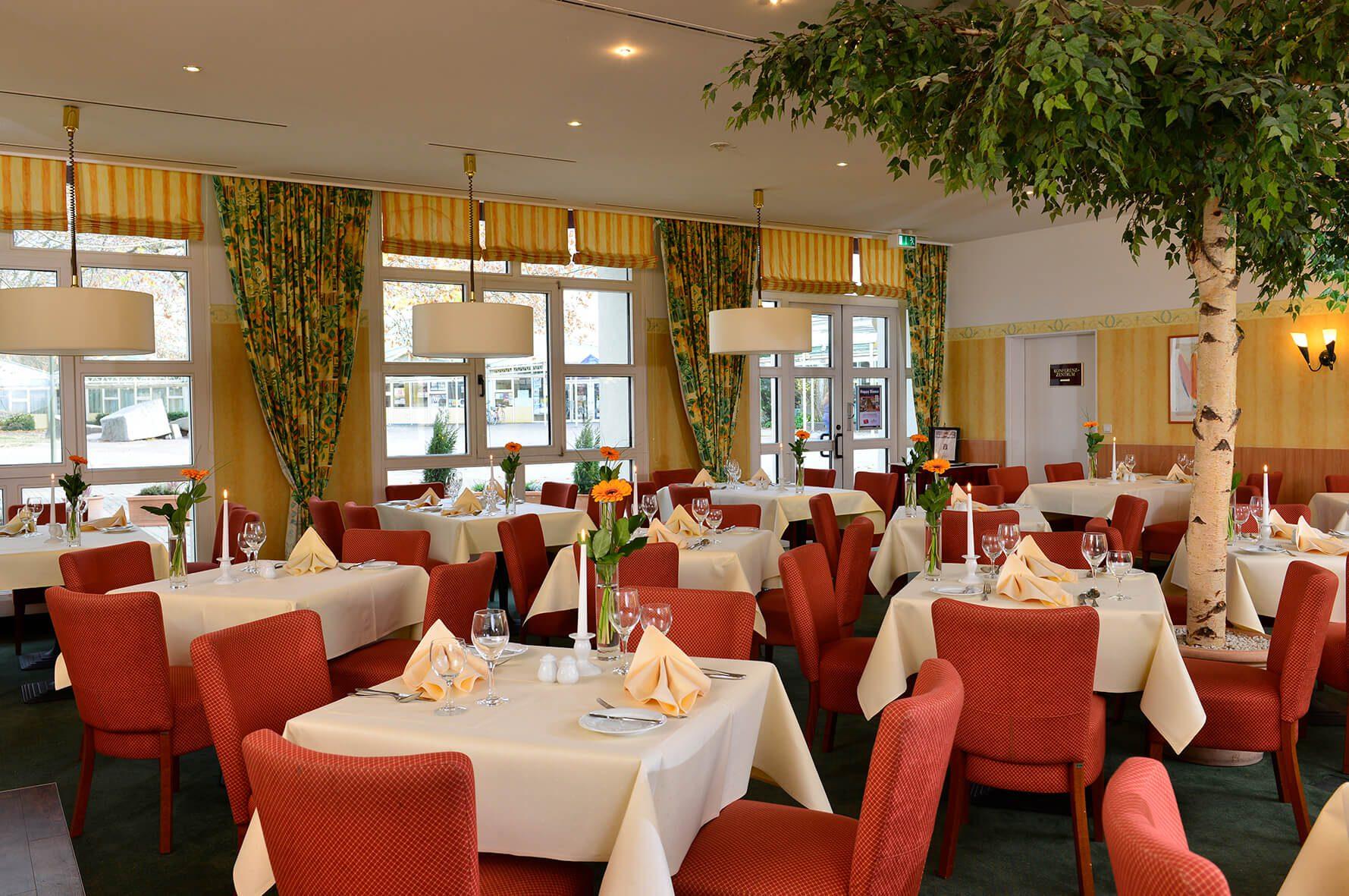 AMBER HOTEL Leonberg/Stuttgart - Restaurant
