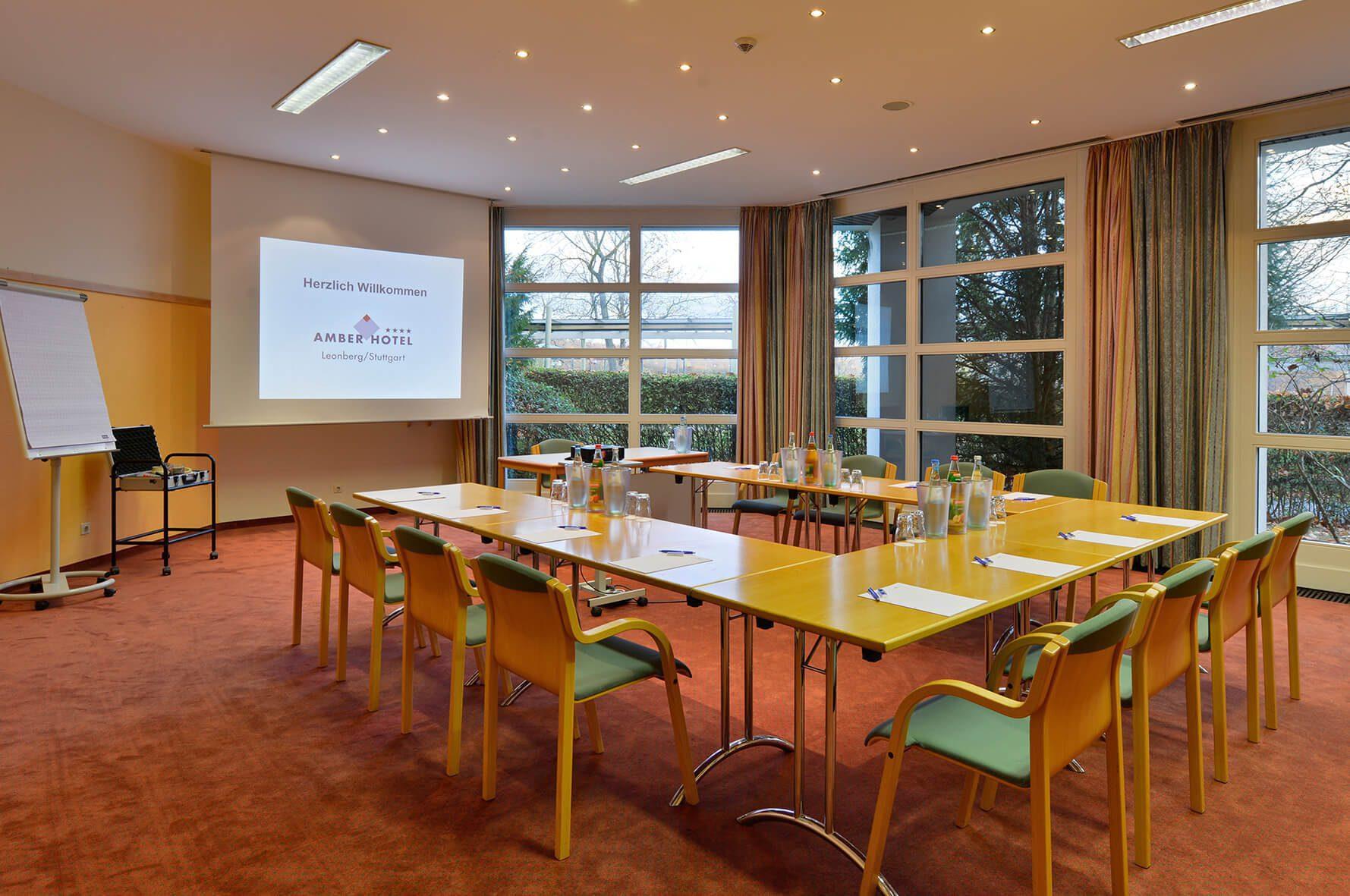 AMBER HOTEL Leonberg/Stuttgart - Tagungsraum