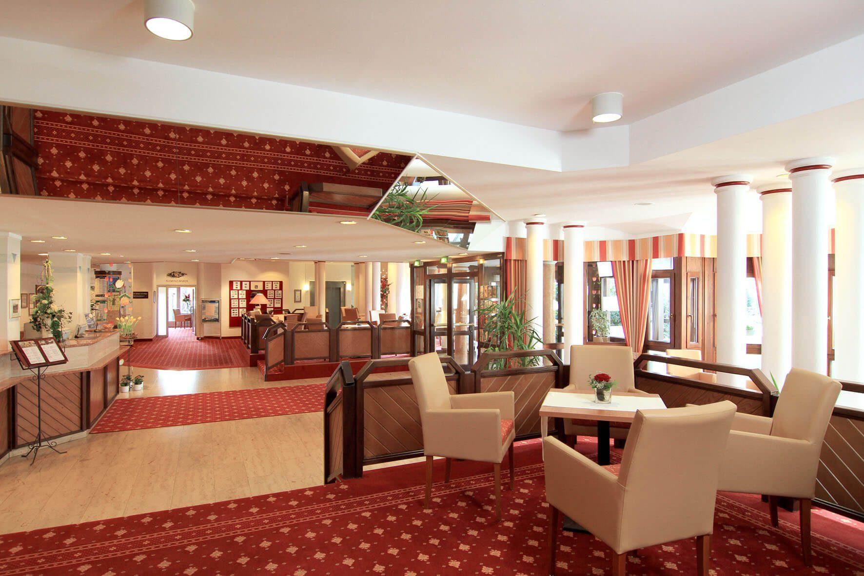 AMBER HOTEL BAVARIA - Lobby