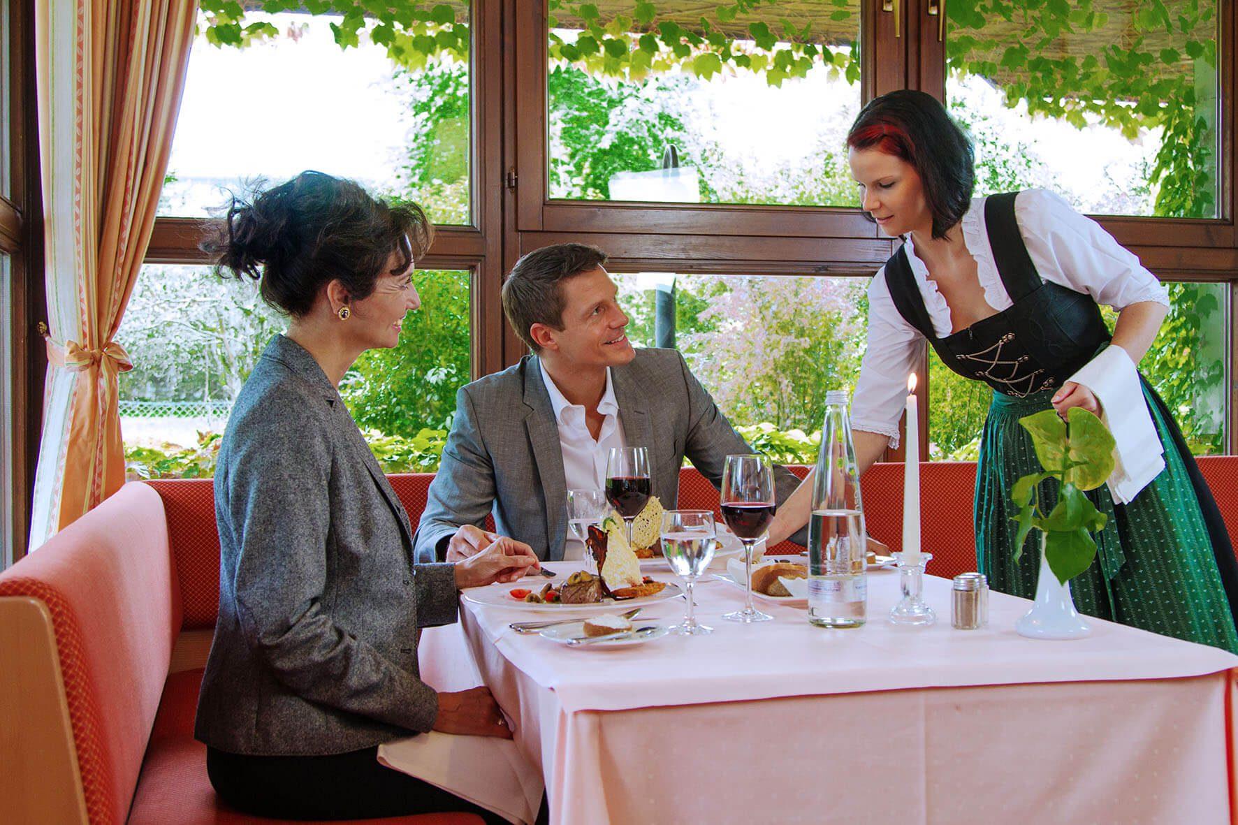 AMBER HOTEL BAVARIA - Restaurant