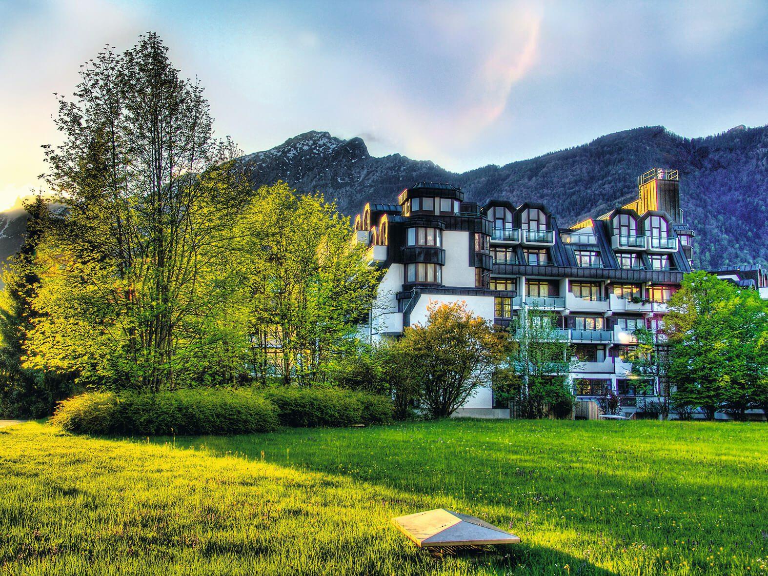 AMBER HOTEL BAVARIA - Sommer