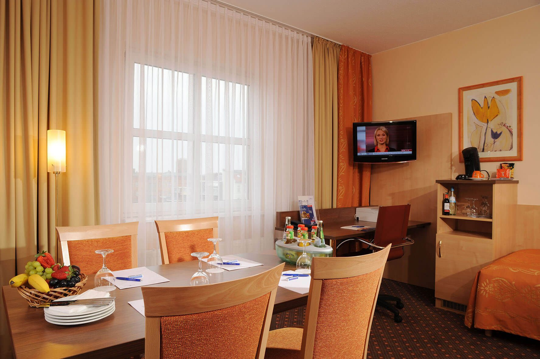 AMBER ECONTEL Berlin-Charlottenburg: Business Suite