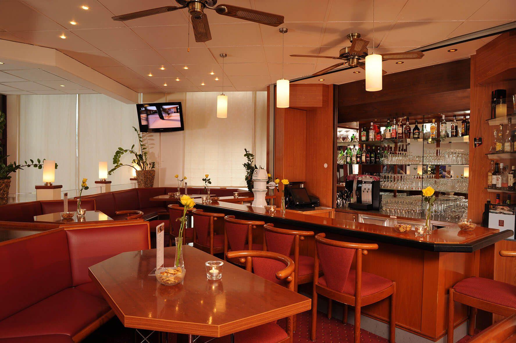AMBER ECONTEL Berlin-Charlottenburg: Hotelbar bar