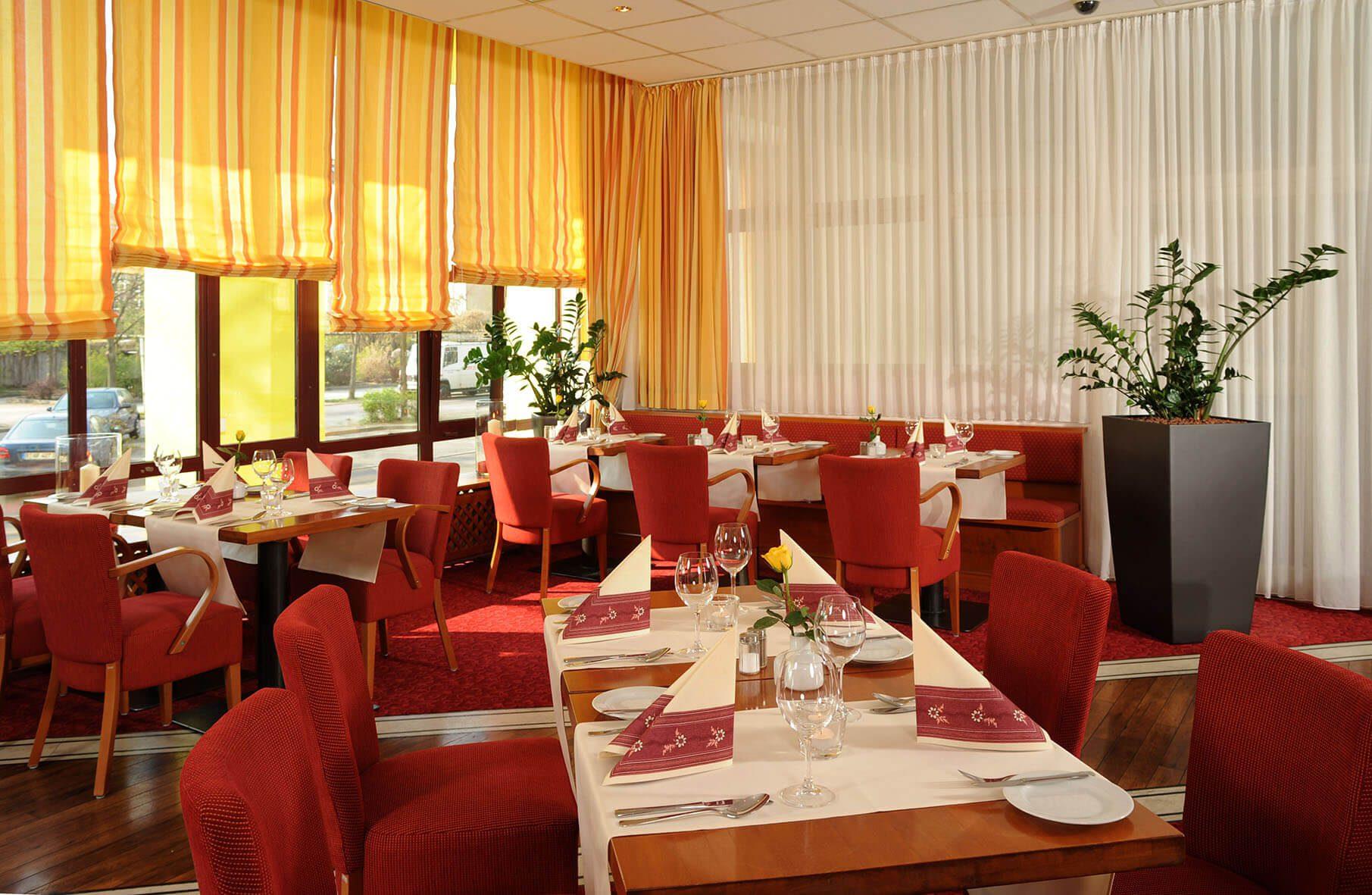 AMBER ECONTEL Berlin-Charlottenburg: Restaurant