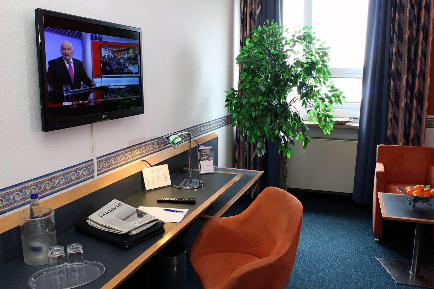 AMBER ECONTEL München - Business Zimmer