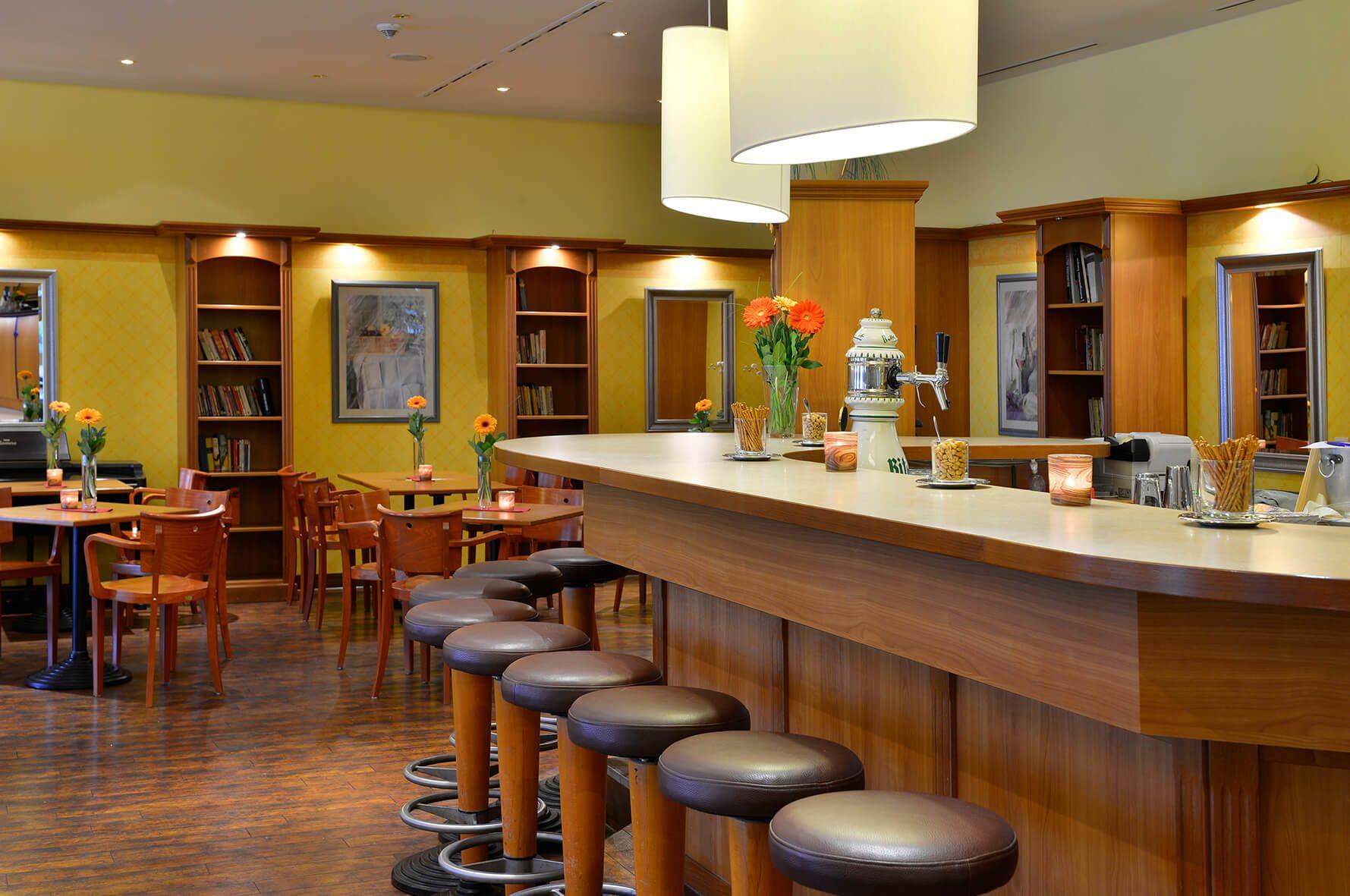 AMBER HOTEL Leonberg/Stuttgart - Hotelbar