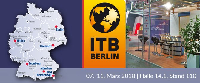 ITB Berlin 2017 - AMBER HOTELS & ECONTEL HOTELS