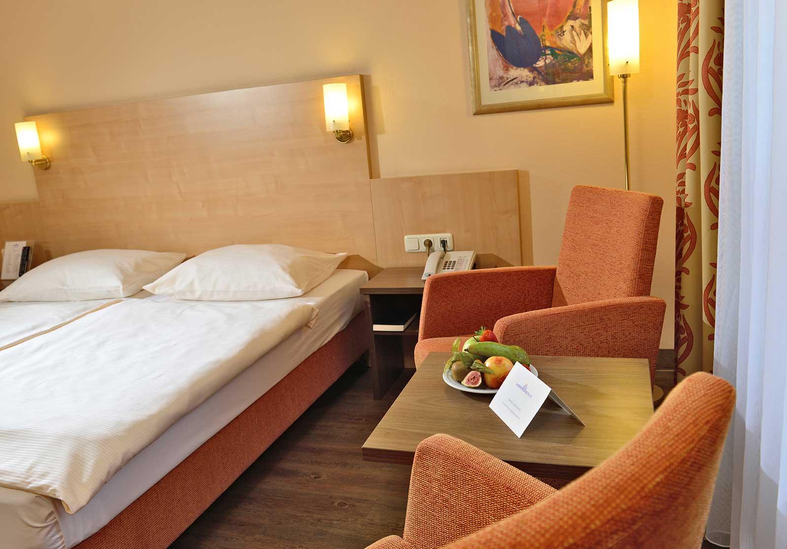 Bild vom Allergiker Zimmer im AMBER HOTEL Hilden/Düsseldorf