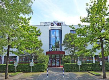 ECONTEL HOTEL München - Außenansicht