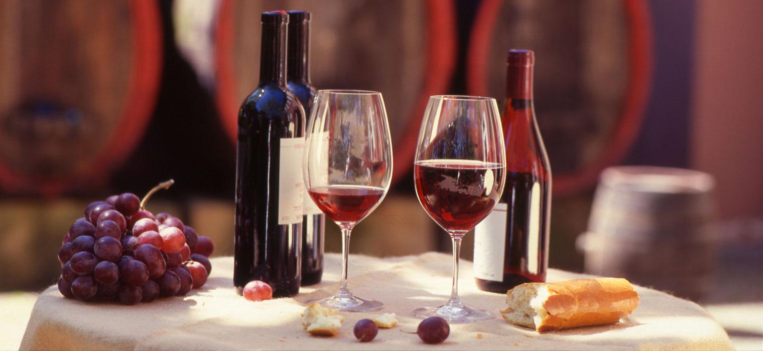 Weinprobe, Bild: Moselhotel Burg-Café Alken