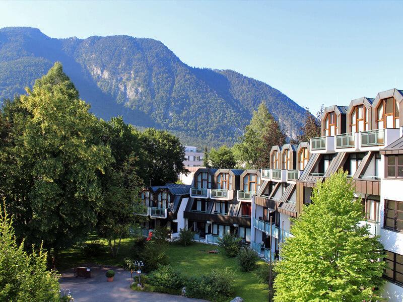 AMBER HOTEL BAVARIA: Aussicht