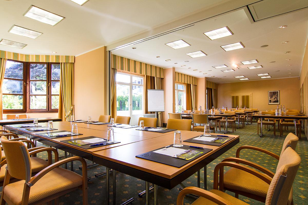 Tagungsraum Bad Reichenhall,  Bild: AMBER HOTEL BAVARIA Bad Reichenhall