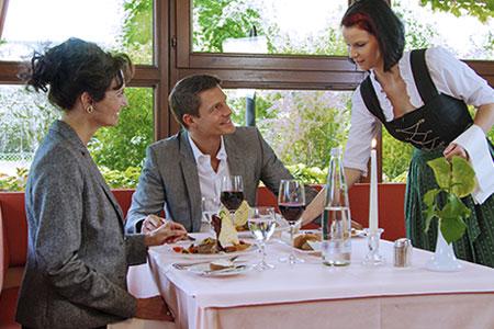 AMBER HOTEL BAVARIA Bad Reichenhall, Restaurant