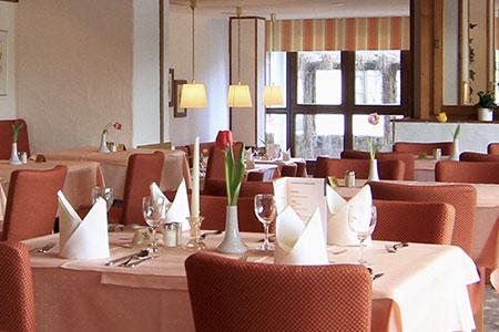 Restaurant St. Zeno, Bild: AMBER HOTEL BAVARIA Bad Reichenhall