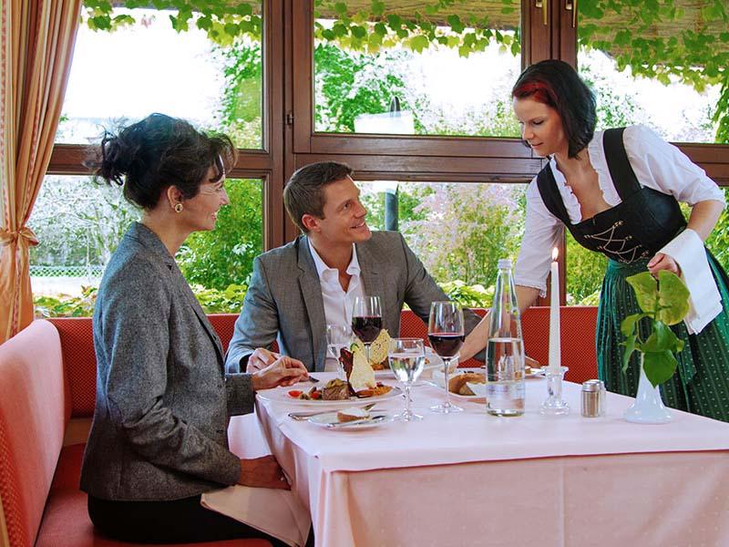 AMBER HOTEL BAVARIA: Restaurant