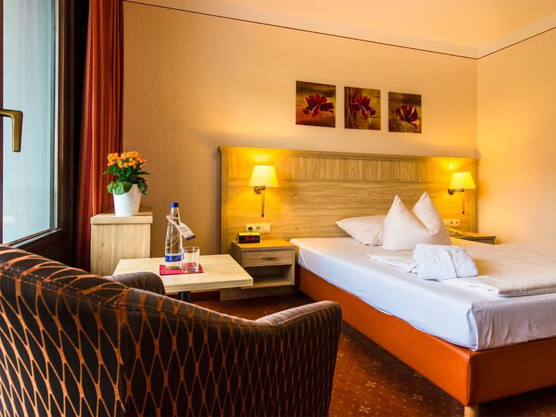 AMBER HOTEL BAVARIA: Wohnbeispiel – room example