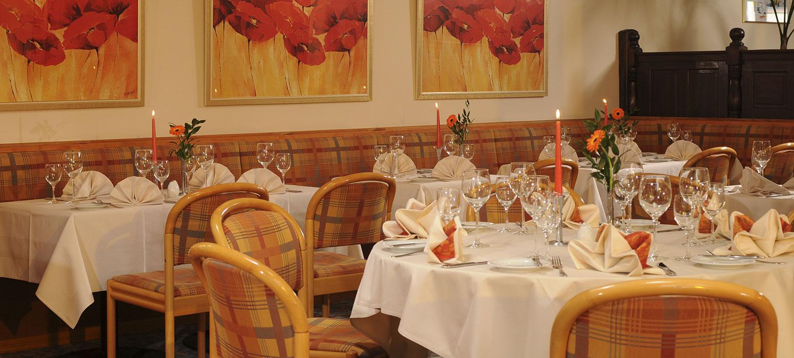 AMBER HOTEL Chemnitz Park Restaurant