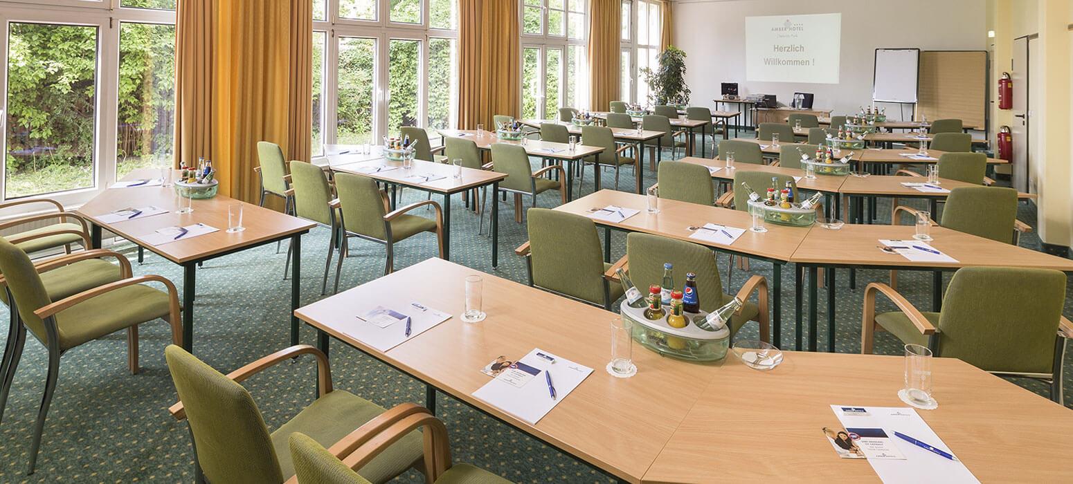 AMBER HOTEL Chemnitz Tagungsraum