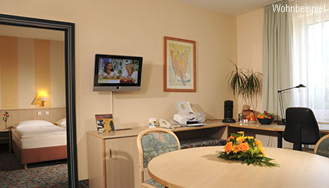 ECONTEL HOTEL Chemnitz Park, Business Suite