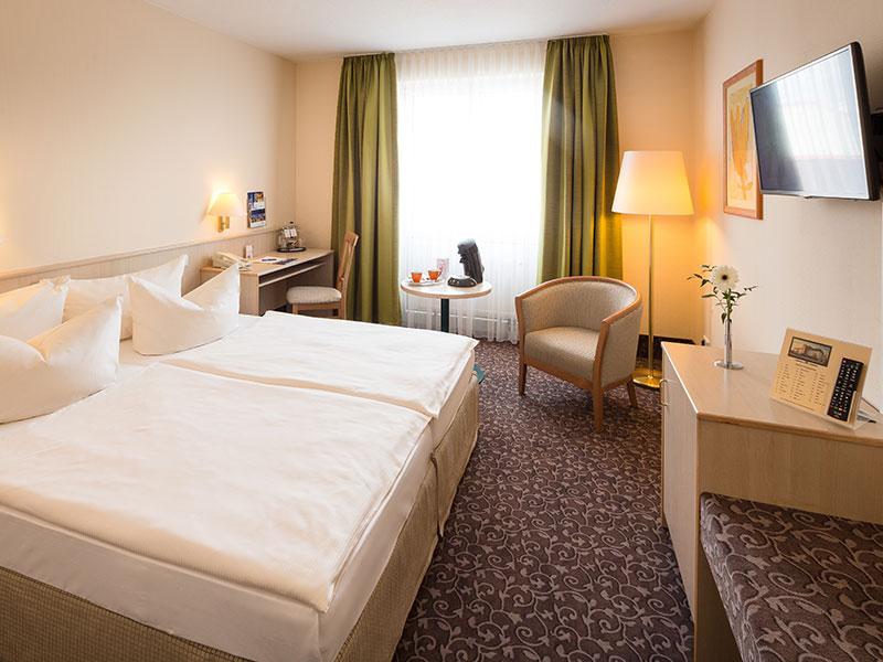 AMBER HOTEL Chemnitz Park: WOHNBEISPIEL – ROOM EXAMPLE