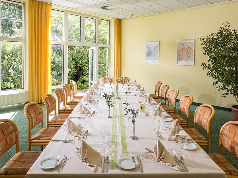 AMBER HOTEL Chemnitz Park: VERANSTALTUNGSRAUM – EVENT ROOM