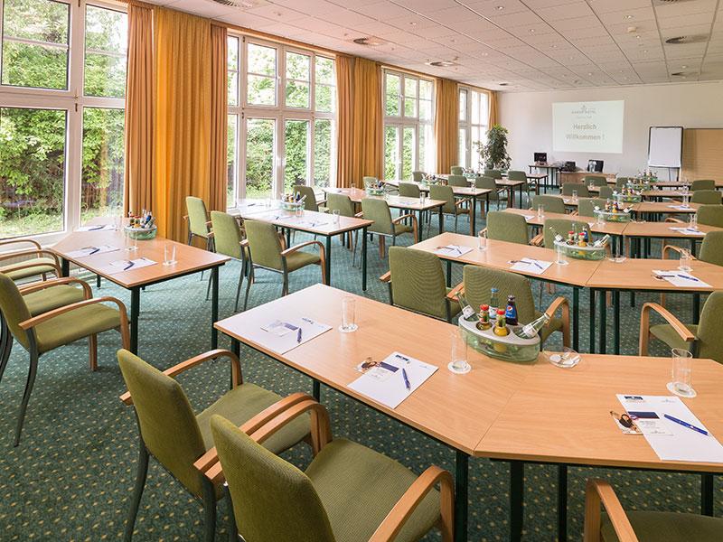 AMBER HOTEL Chemnitz Park: TAGUNGSRAUM – CONFERENCE ROOM