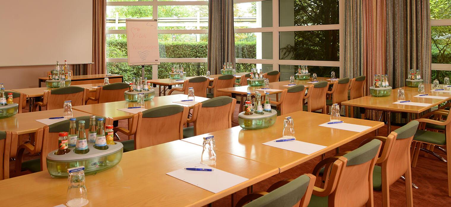 AMBER HOTEL Leonberg Stuttgart Tagungsraum Baden