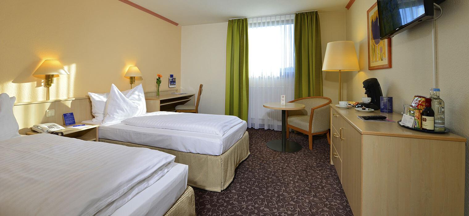 AMBER HOTEL Leonberg/Stuttgart: Comfort Zimmer