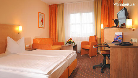 ECONTEL HOTEL Berlin Business Family Zimmer