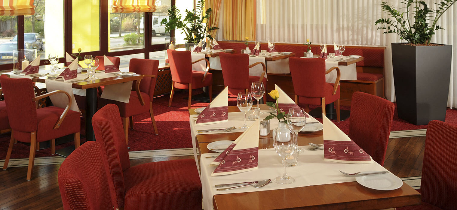 ECONTEL HOTEL Berlin Charlottenburg Restaurant