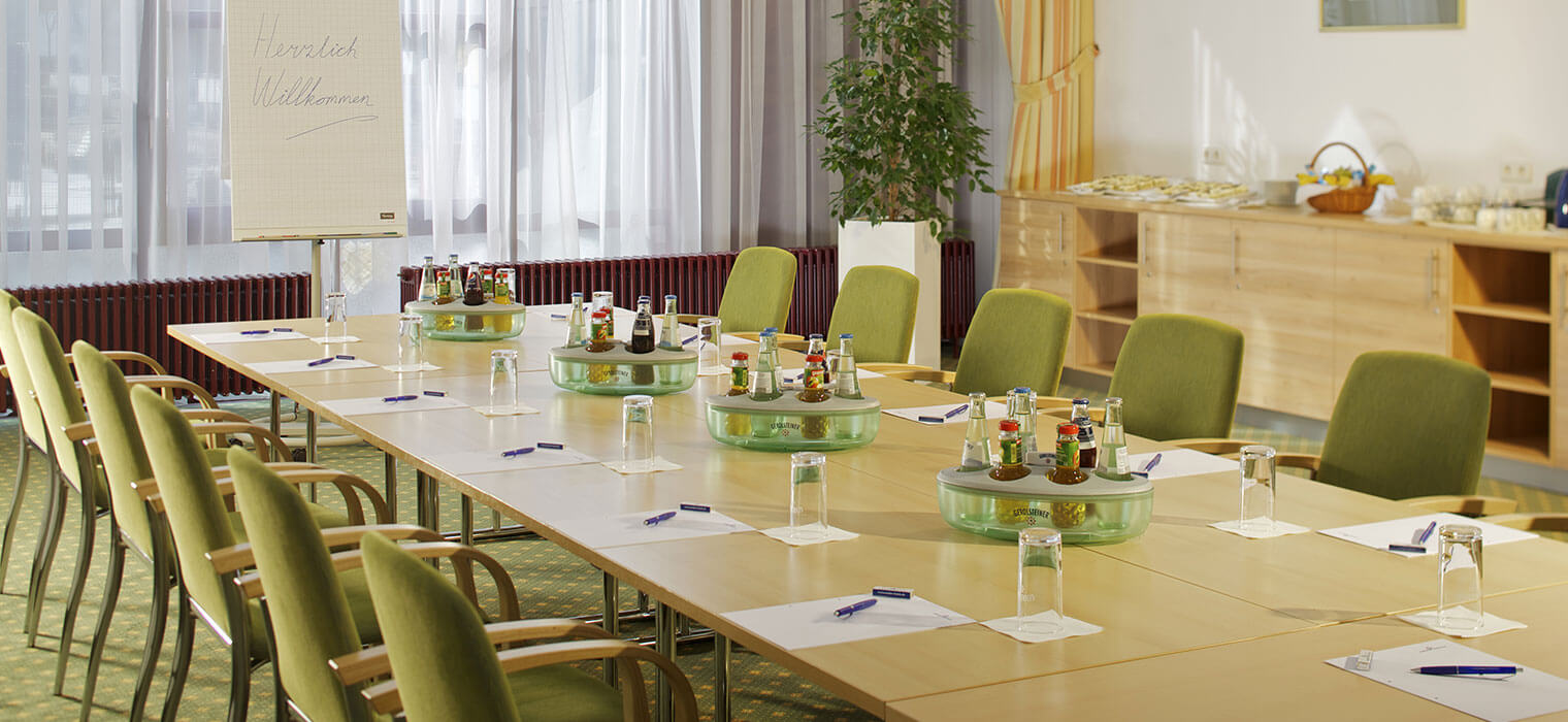 ECONTEL HOTEL Berlin Charlottenburg Tagungsraum