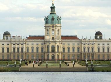 Schloss Charlottenburg, 15 Gehminuten vom ECONTEL HOTEL Berlin, Foto: philipus/Fotolia.com