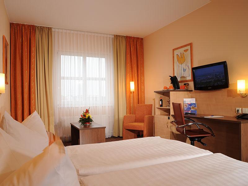 AMBER ECONTEL Berlin-Charlottenburg : Wohnbeispiel - Room example