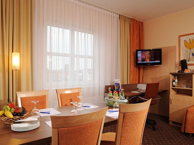 AMBER ECONTEL Berlin-Charlottenburg: Wohnbeispiel - Room example
