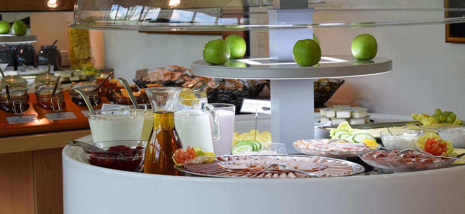 ECONTEL HOTEL München Frühstücksrestaurant