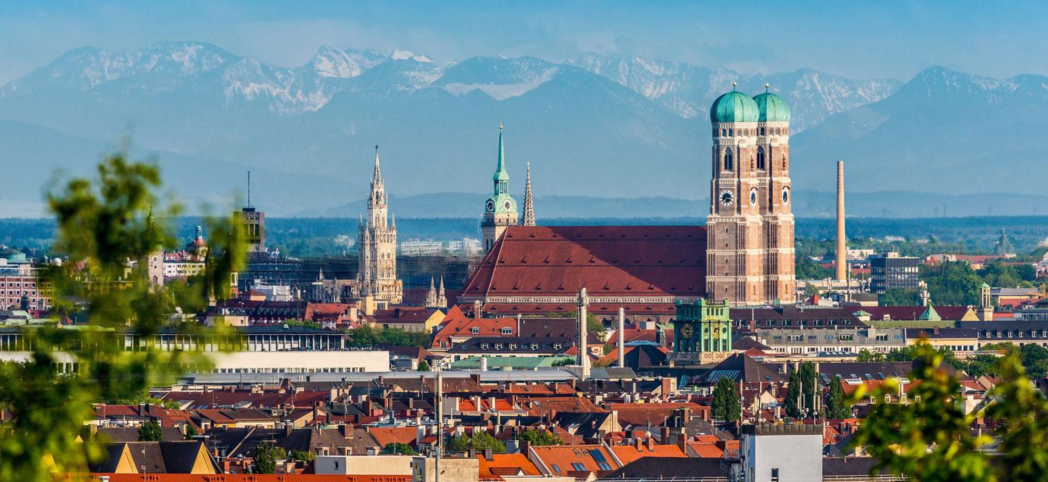 Panorama-Frauenkirche, Bild: AMBER ECONTEL München