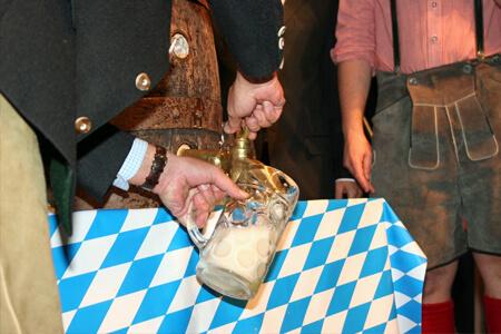 Oktoberfest, Bild: AMBER ECONTEL München